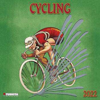 Calendário 2022 Cycling through History