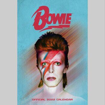 Calendário 2022 David Bowie