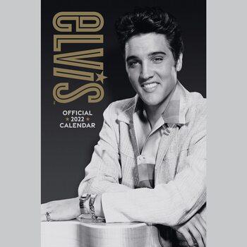 Calendário 2022 Elvis