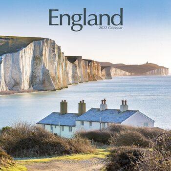 Calendário 2022 England