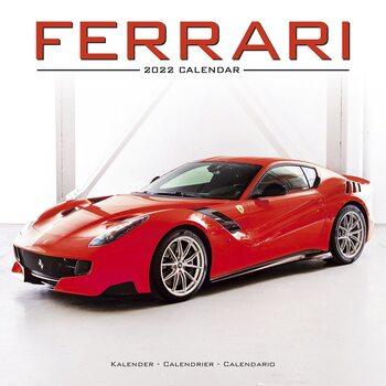 Calendário 2022 Ferrari