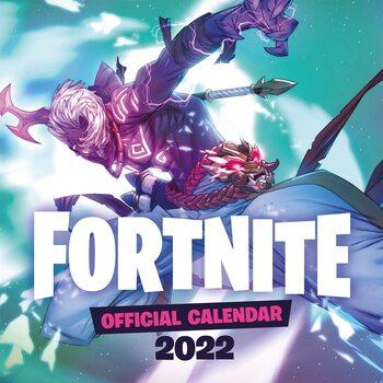 Calendário 2022 Fortnite
