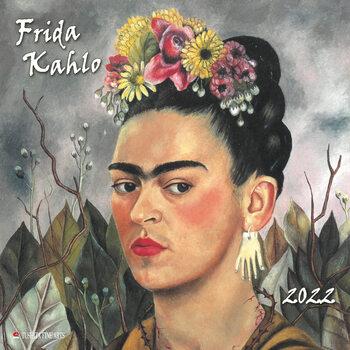 Calendário 2022 Frida Kahlo