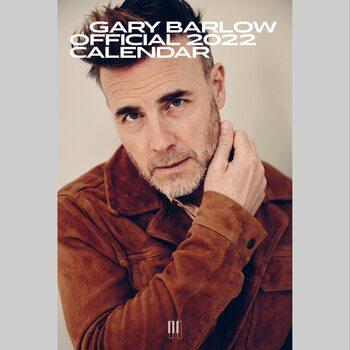 Calendário 2022 Gary Barlow