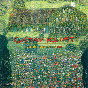 Calendário 2022 Gustav Klimt - Nature