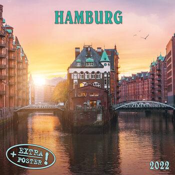 Calendário 2022 Hamburg