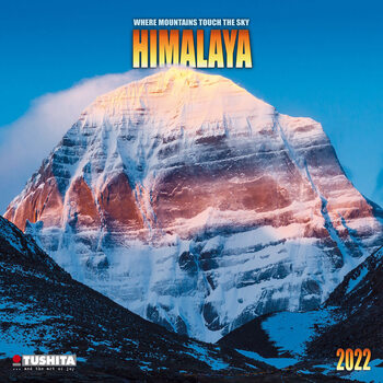 Calendário 2022 Himalaya