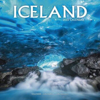 Calendário 2022 Iceland