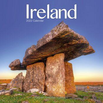 Calendário 2022 Ireland