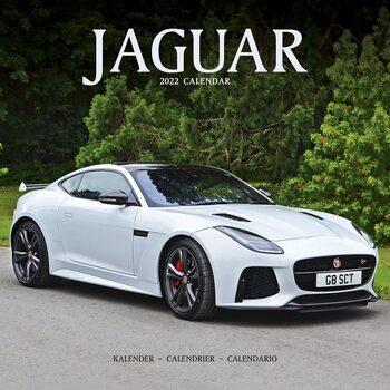 Calendário 2022 Jaguar