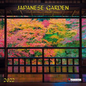 Calendário 2022 Japanese Garden