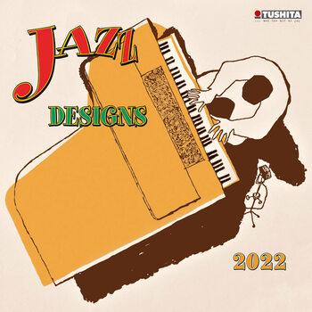 Calendário 2022 Jazz Designs