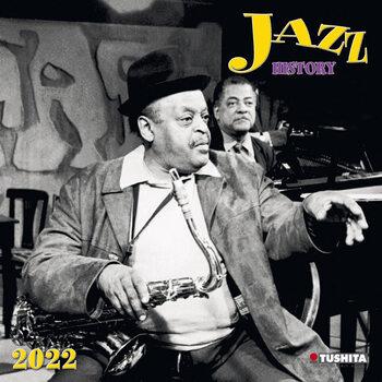 Calendário 2022 Jazz History