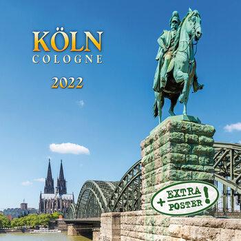 Calendário 2022 Köln