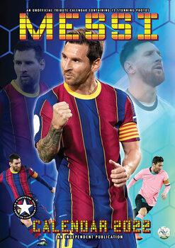 Calendário 2022 Lionel Messi