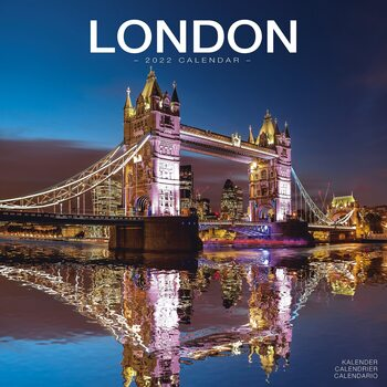 Calendário 2022 London