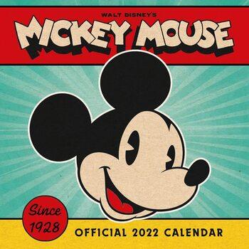 Calendário 2022 Mickey & Friends