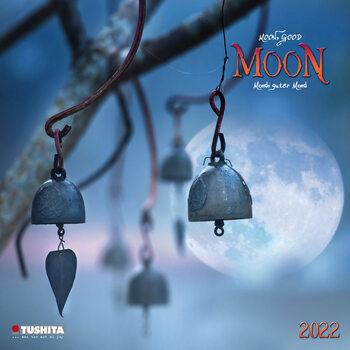 Calendário 2022 Moon, Good Moon