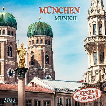 Calendário 2022 Munich