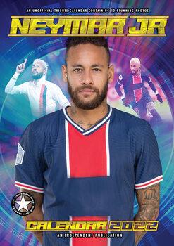 Calendário 2022 Neymar