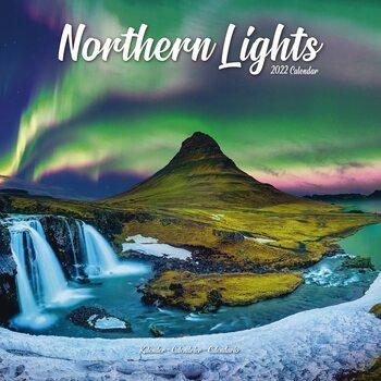 Calendário 2022 Northern Lights