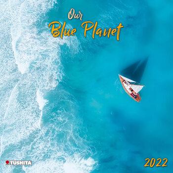 Calendário 2022 Our Blue Planet