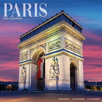 Calendário 2022 Paris