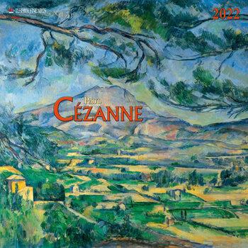 Calendário 2022 Paul Cezanne
