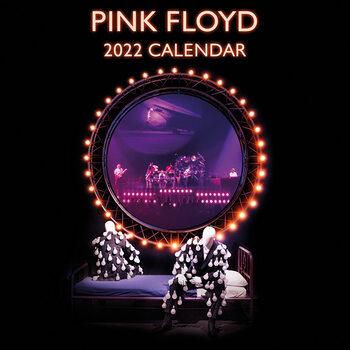 Calendário 2022 Pink Floyd
