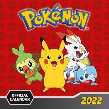 Calendário 2022 Pokemon