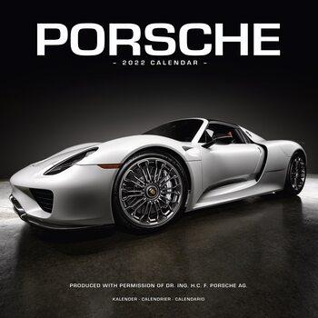 Calendário 2022 Porsche