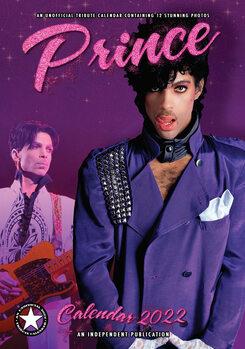 Calendário 2022 Prince