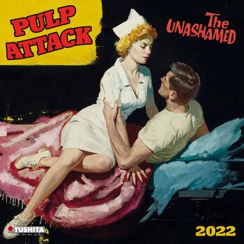 Calendário 2022 Pulp Attack