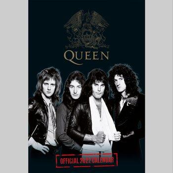 Calendário 2022 Queen