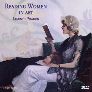 Calendário 2022 Reading Women