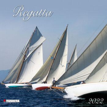 Calendário 2022 Regatta