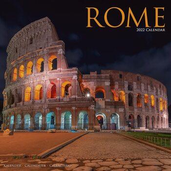 Calendário 2022 Rome