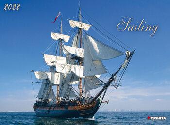 Calendário 2022 Sailing