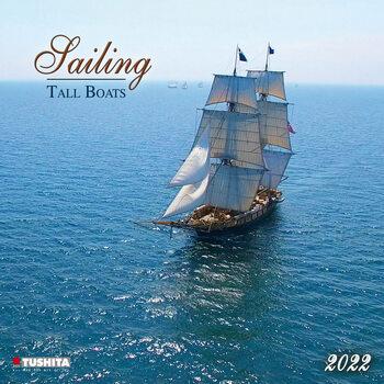 Calendário 2022 Sailing Tall Boats