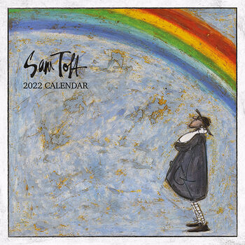 Calendário 2022 Sam Toft