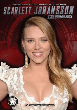 Calendário 2022 Scarlett Johansson