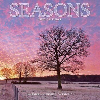 Calendário 2022 Seasons