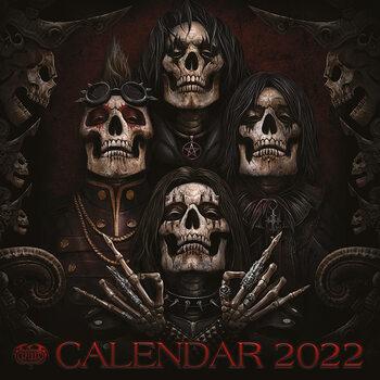 Calendário 2022 Spiral