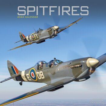 Calendário 2022 Spitfires