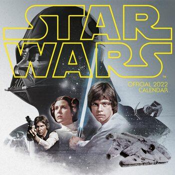 Calendário 2022 Star Wars - Classic