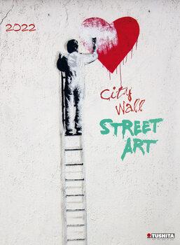 Calendário 2022 Street Art