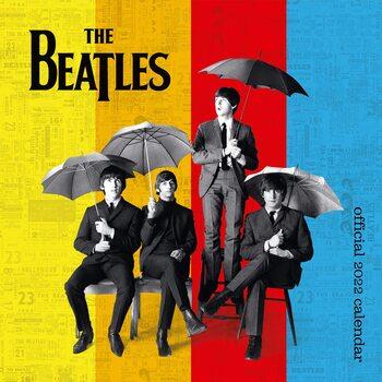 Calendário 2022 The Beatles