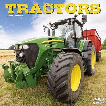 Calendário 2022 Tractors