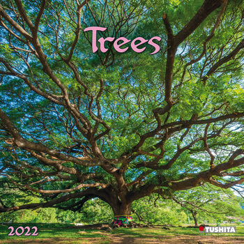 Calendário 2022 Trees