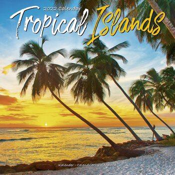 Calendário 2022 Tropical Islands